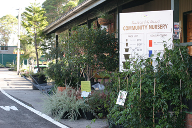 Randwick City Council Community Nursery