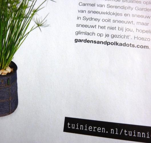 Tuinieren Magazine