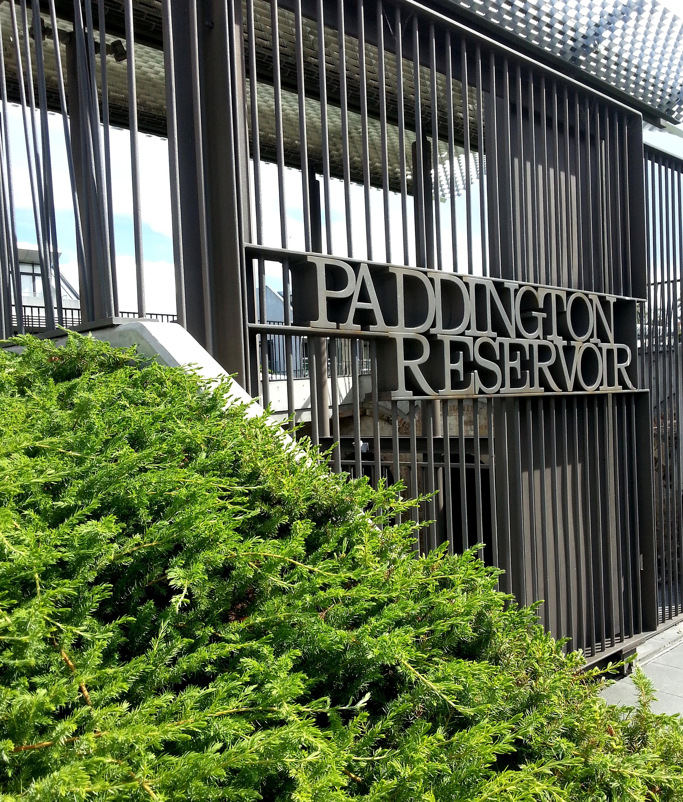 how to get to paddington reservoir gardens