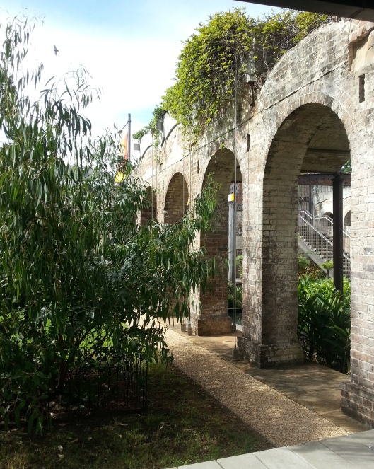 Paddington Reservoir Hanging Arche