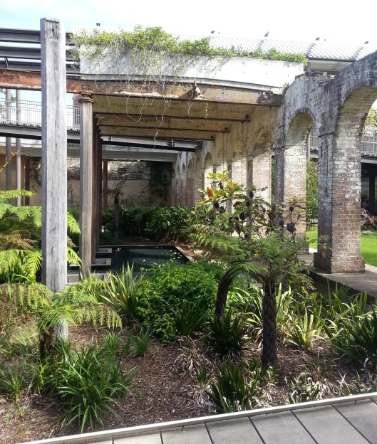 Paddington Reservoir Hanging Garden