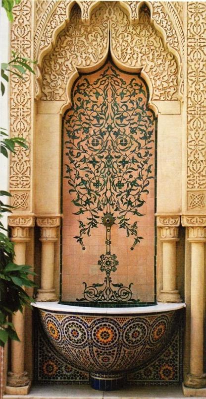 Maroccan_Fountain