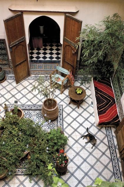 Marrakesh_Internal_Courtyard